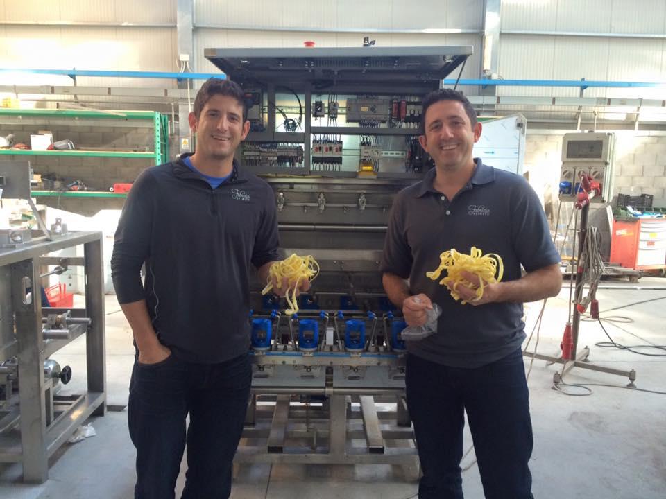 lemon-peeling-machine