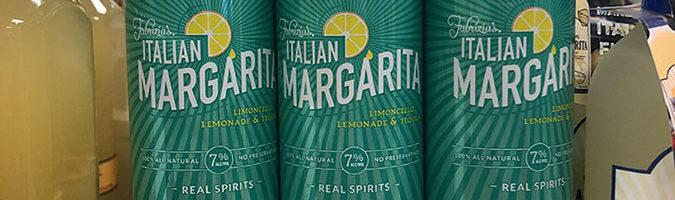 New Fabrizia Italian Margarita Cans