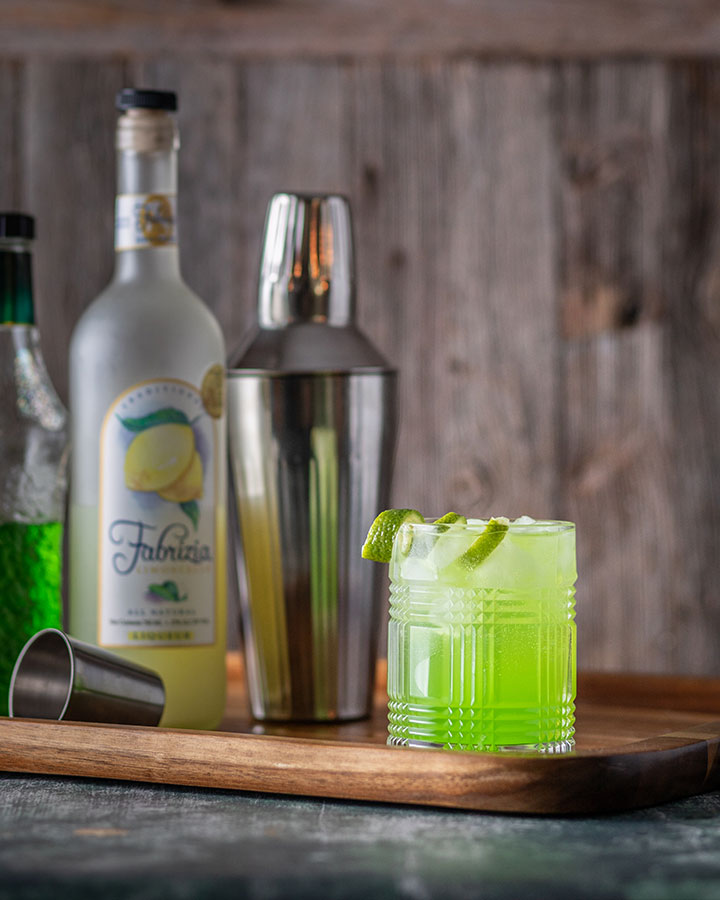 St Paddy's Cocktail