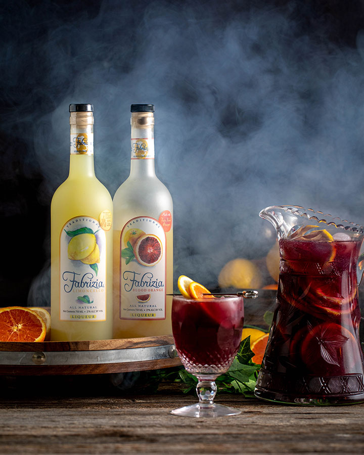 The Red Wedding Sangria