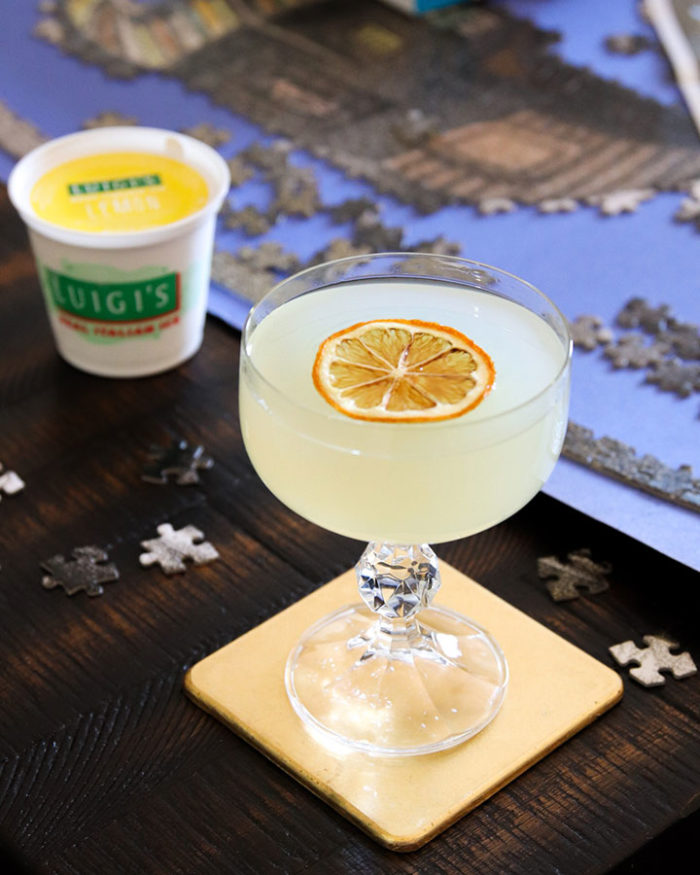 Summer Dreamin Cocktail