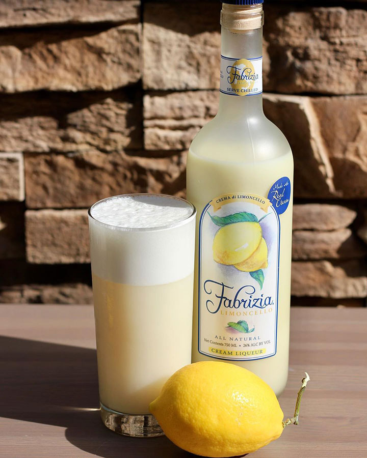 Lemon Orchard Fizz