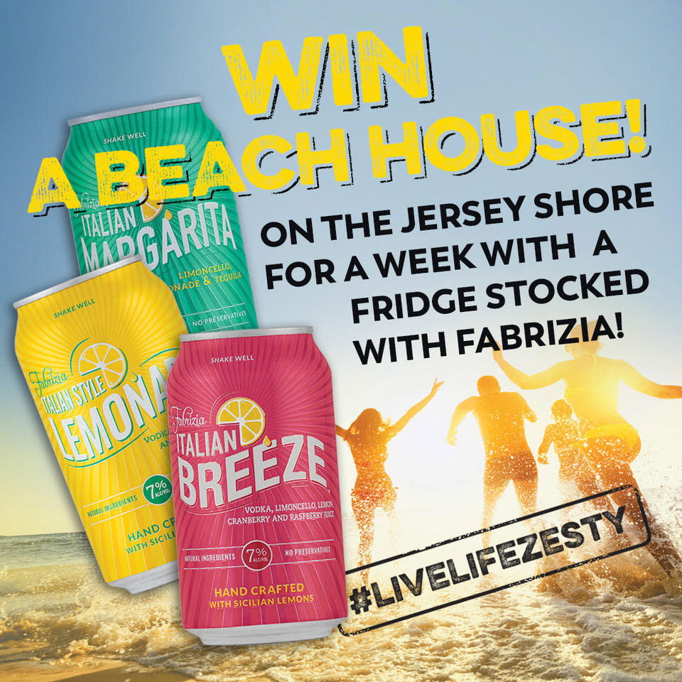 beach house giveaway