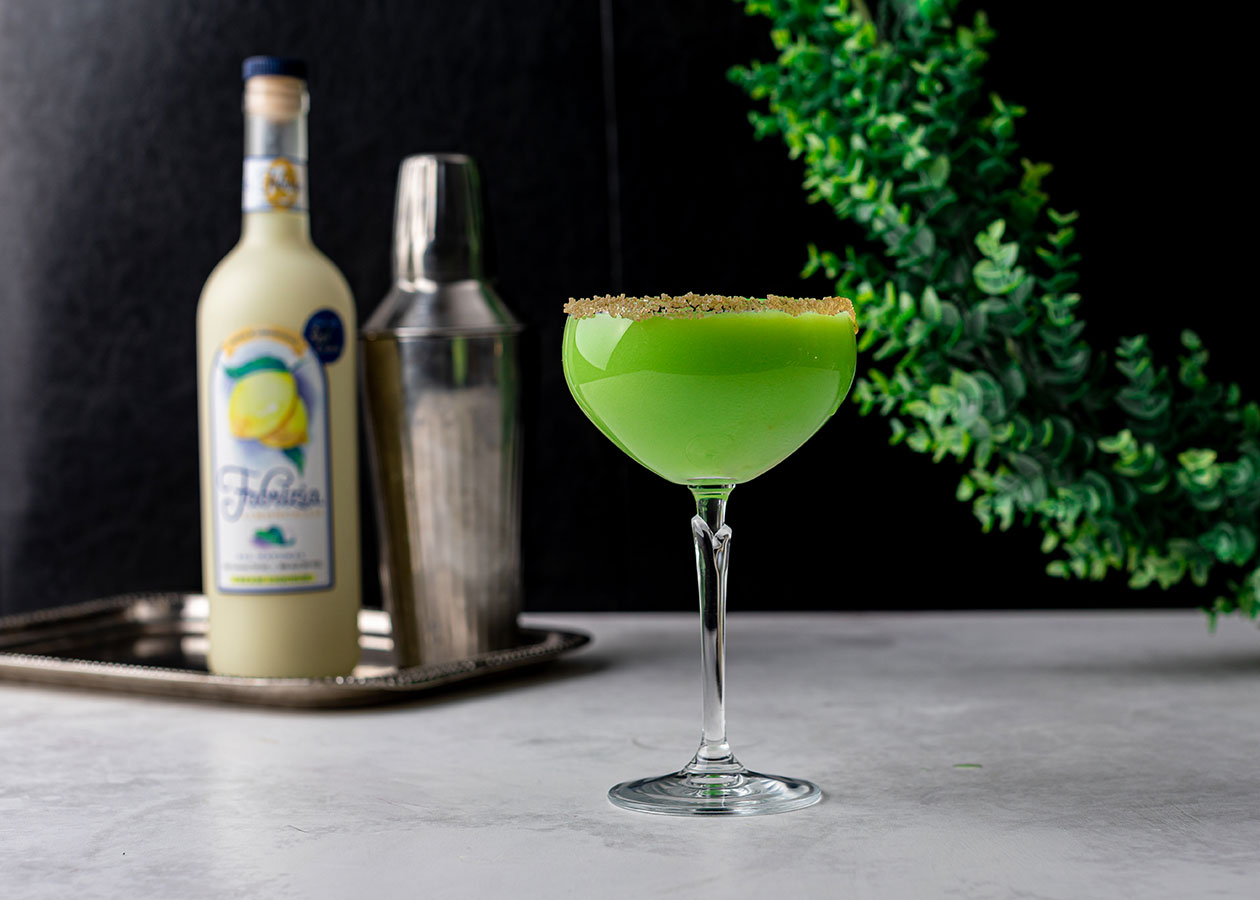 The Green Dream Cocktail