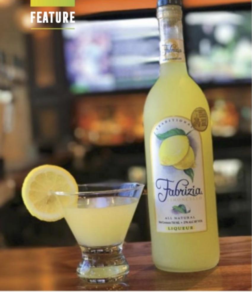 Fabrizia Spirits Featured in Bartender Magazine